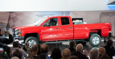 Chevy and GMC Announce CNG Pricing Options for 2015 Trucks, Vans