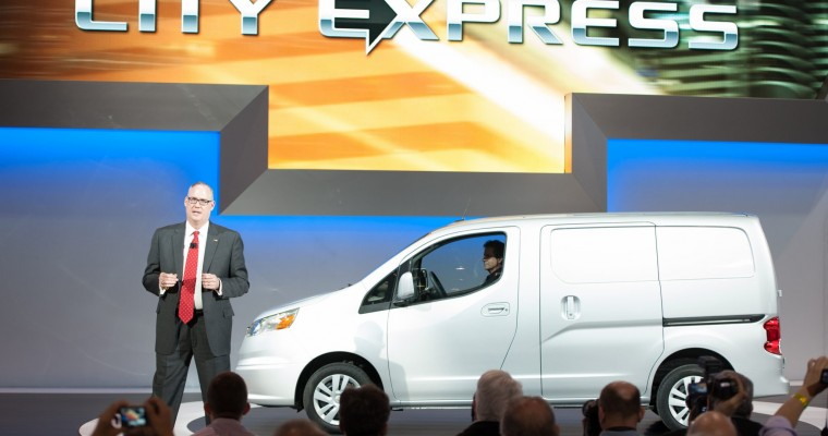Chevy Begins Shipping the 2015 City Express Today