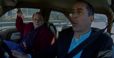 "Jerry and George Reunite for Super Bowl Episode ""The Over-Cheer"""