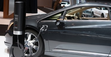 Cadillac ELR Customers Receive Complimentary Home Charging Station