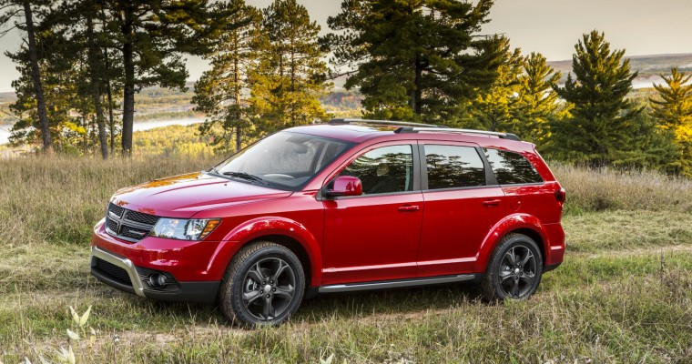 2014 Dodge Journey Crossroad to Debut in Chicago