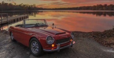 Datsun Fairlady Roadster Helps Man Connect with Beauty