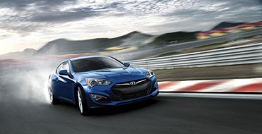 Hyundai Adds More Appeal to 2014 Genesis Coupe