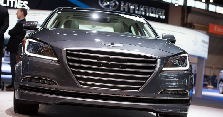 2015 Hyundai Genesis Awards Are Becoming Too Numerous to Count