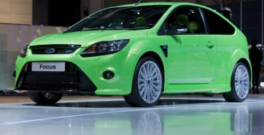 2015 Focus RS Rumored to Be a 330 Horsepower FWD Anomaly