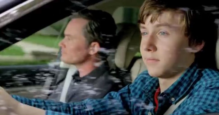 2015 Hyundai Genesis Super Bowl Commercial Features World's Best Dad