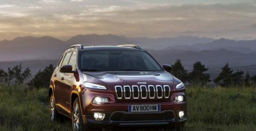 Jeep Cherokee Diesel Will Debut in Geneva
