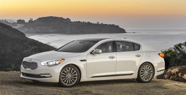 2015 Kia K900 Tech and Safety Brings Modern Luxury