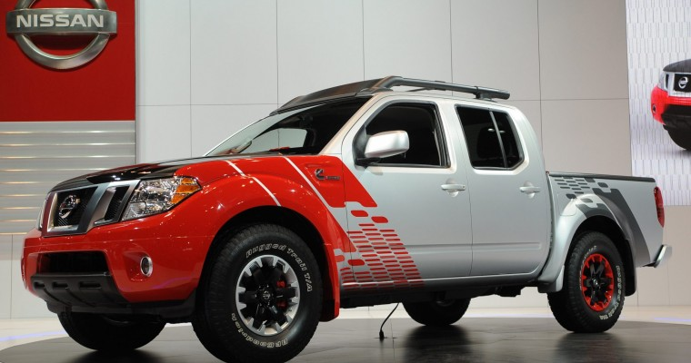 """Nissan Frontier Diesel Runner Concept: """"Why the Hell Not?"""""""