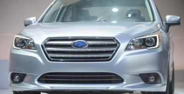 2015 Subaru Legacy Reveal: Yep, It's a Sedan All Right