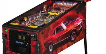 Ford Mustang Pinball Puts Chicagoans to the Test
