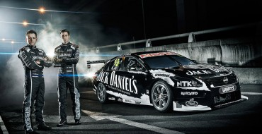 Nissan and Jack Daniel's Racing Show Off New Paint Job for 2014