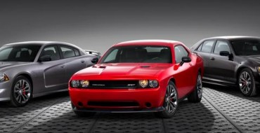 Chrysler Unleashes Satin Vapor Edition 300, Challenger, and Charger