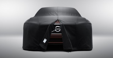 Volvo Concept Estate Looks Good in Stutterheim's Car Cover