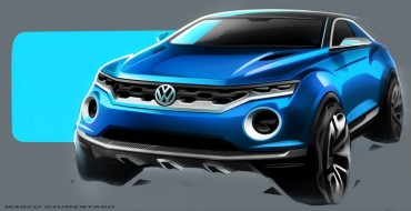 Volkswagen T-ROC Concept: It's Basically an SUVeetle