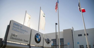 BMW Opens Texas Regional Parts Distribution Center, Creates New Jobs