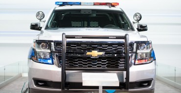 Chevrolet Joins the Force: Tahoe PPV