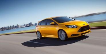 Tangerine Scream Ford Focus ST Ignites Debate