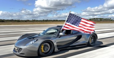 Hennessey Venom GT is World's Fastest Production Car, Guinness Be Damned (UPDATED)