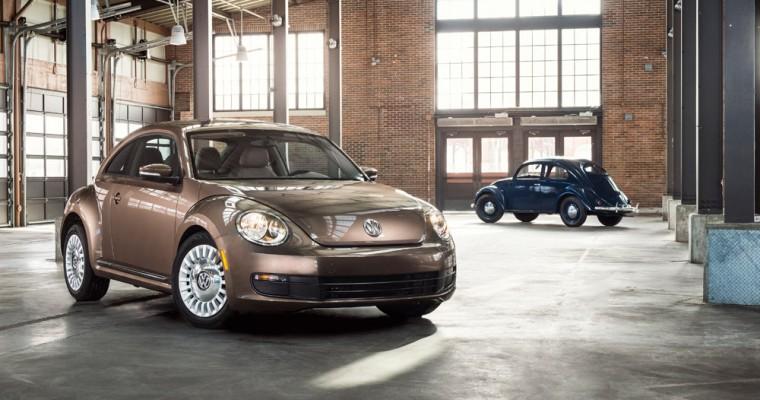 Volkswagen Beetle Celebrates 65 Years in the US