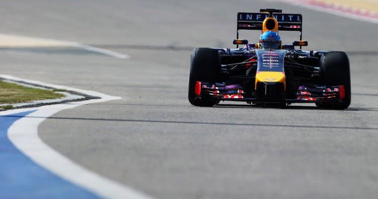 Report: Infiniti May Let Red Bull Racing Sponsorship Go by 2015