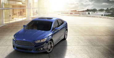 Ford U.S. July Sales Climb 9.4 Percent as Fusion, F-Series Fly
