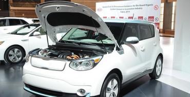 Kia Soul EV Awarded First-Ever Automotive UL Environment Validation