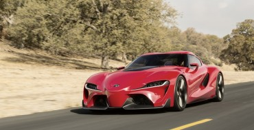 Toyota Supra Successor Could be Powered by a Lexus Twin-Turbo V6
