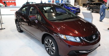 2014 Honda Civic LX Recall Notice Issued for Potential Tire Problem