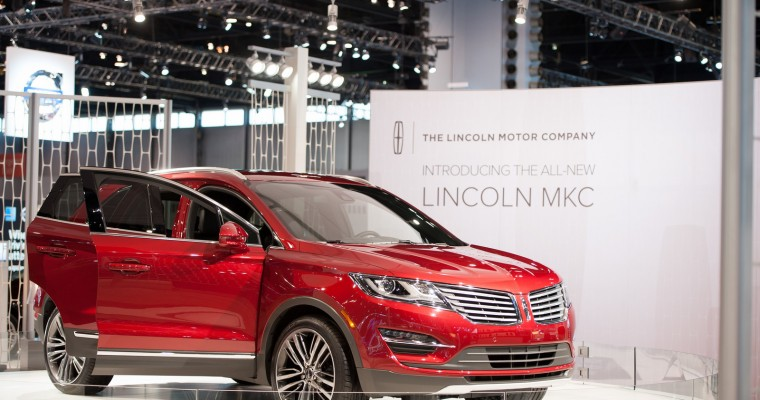 2015 Lincoln MKC and Essence Magazine Show Off At Luncheon