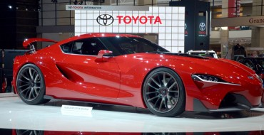 Toyota FT-1 Racing Car Will Melt Your Brain