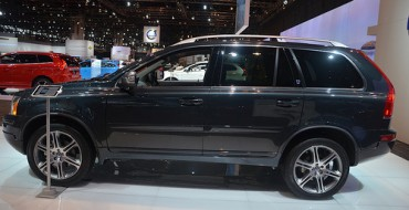 2014 Volvo XC90 Overview
