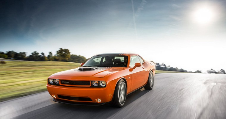 New Dodge Challenger R/T Shaker Shipping Shakes Up Fans