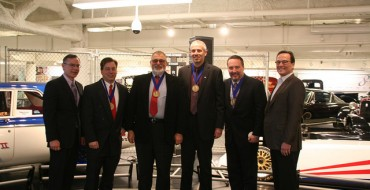 Four Jeep Engineers Win Chrysler Technology Award