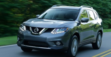 IIHS Names 2014 Nissan Rogue a Top Safety Pick Plus