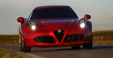 Alfa Romeo 4C Marks Brand's Return to US (PHOTOS)