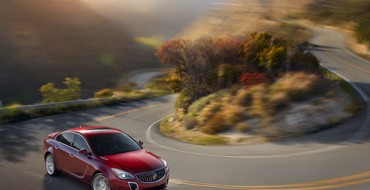 2014 Buick Regal Traded in Four Times Faster After First Year