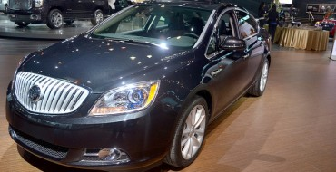 "Buick Enclave, Verano Honored With ""Best Family Car"" Awards"