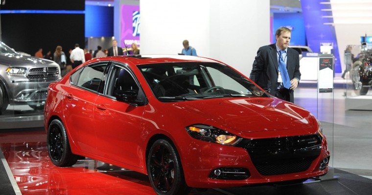 Chrysler Group's July 2014 Sales Mark 20 Percent Increase