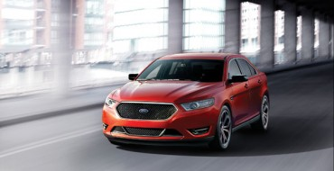 2016 Ford Taurus Will Be More Fuel-Efficient