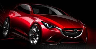 Mazda HAZUMI Concept in Geneva is Basically Next Mazda2