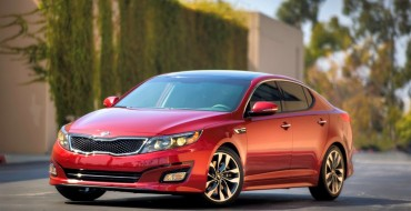 Kia's February Sales Steady in US, Grow 5.5 Percent Globally