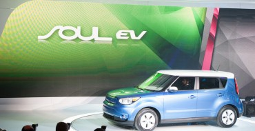 2015 Kia Soul EV Production Begins Next Month