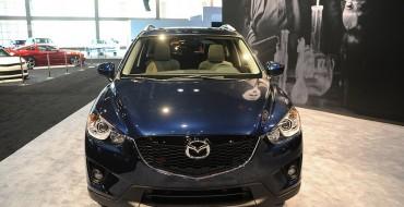 May Mazda Sales Increase 22.5 Percent