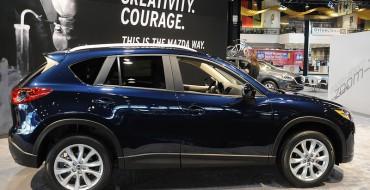 2015 Mazda CX-5 Overview