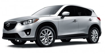 2014 Mazda CX-5 Overview