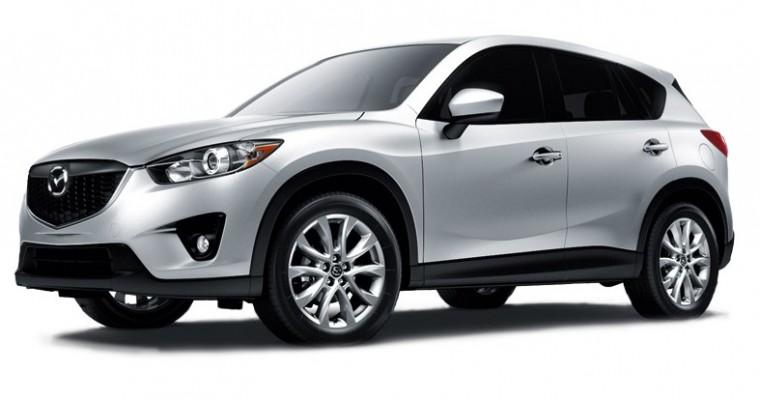 2014 Mazda CX-5 Overview