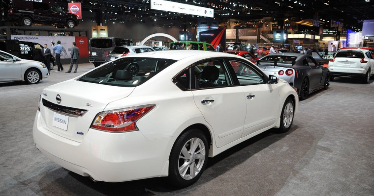 Nissan Recalls 990,000 Vehicles: Is Anyone Even Surprised Anymore?