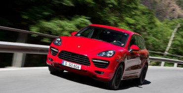 Global Porsche Sales Up 7.6 Percent Through First Half of 2014