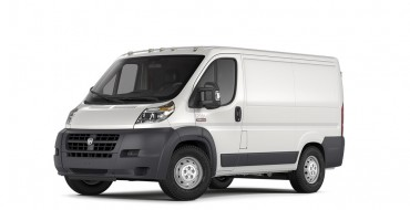 2014 Ram ProMaster Recall Due to Broken Brake Hoses